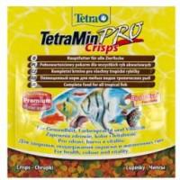 фото Tetra Pro Color Crisps Корм-чипсы для улучшения окраса всех декоративных рыб