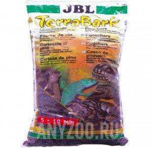 фото JBL TerraBark Донный субстрат из коры пинии, гранулы 10-20 мм