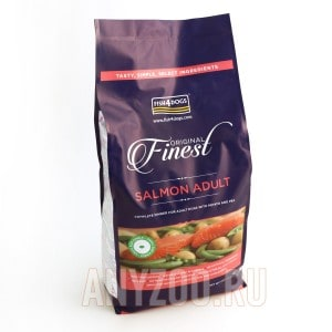 Fish4Dogs Finest Salmon Adult Small Kibble