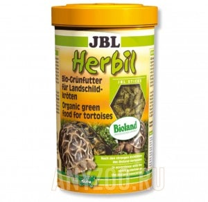 JBL Herbil  Биокорм в форме гранул для сухопутных черепах