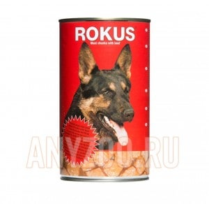 Rokus Meat chunks with beef