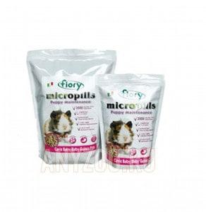 Fiory Фиори Micropills Baby Guinea Pigs корм для морских свинок от 1 до 6 мес