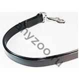 фото Collar Brilliance Поводок кожаный двойной без украшений, 122см*25мм