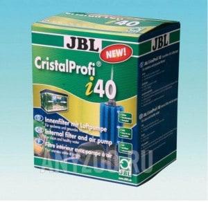 "фото JBL CristalProfi i40 Внутренний ""воздушный"" фильтр 80 л/ч (JBL TekAir в комплекте с компрессором)"