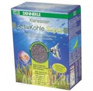 Купить Уголь активированный Dennerle ActiveKohle Supra Уголь активированный для аквариумов с пресной водой