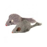 фото Triol Набор ддя кошек Мышь серая 5см