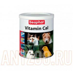 фото Beaphar Vitamin Cal Беафар Витаминная смесь для укрепления иммунитета для собак и кошек