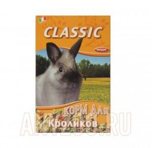 Купить Fiory Сassic Фиори корм для кроликов