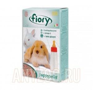 Купить Fiory Puppypellet Фиори корм для крольчат гранулированный