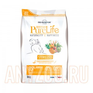 Flatazor Pure Life Sterilized