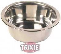 фото Trixie Миска для собак металлическая