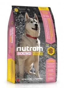 Nutram Sound Adult Dog Lamb Recipe S9