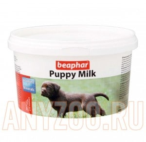 фото Beaphar Биафар Молочная смесь для щенков Puppy-Milk