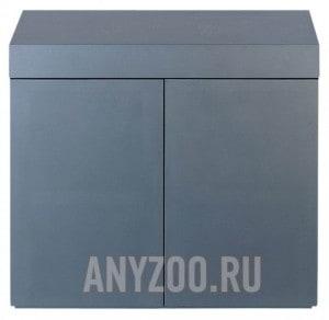 "ADA Wood Cabinet Metalic Silver Тумба из дерева, цвет ""серебристый металлик"""