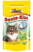 фото Gimpet Denta-Kiss Джимпет Витамины для очистки зубов у кошек Дента-Кисс