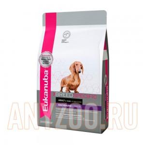 Купить Eukanuba Dog BN Dachshund - сбалансированный корм для собак породы Такса