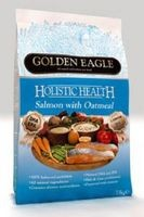 фото Golden Eagle Holistic Salmon with Oatmeal Formula 22/12 Голден Игл сухой корм для собак Лосось/ овсякна