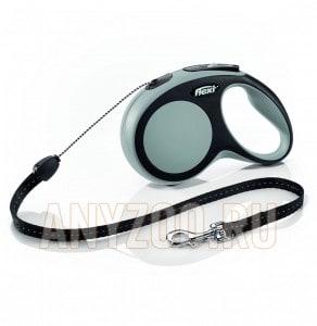 Купить Flexi New Comfort рулетка для собак, размер S, 8м*12кг, трос