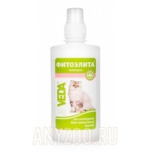 Фитоэлита Шампунь для кошек от колтунов