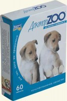 фото Доктор Зоо витамины для щенков