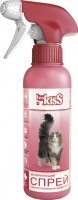 фото Ms.Kiss - Мисис Кисс Спрей для ухода за шерстью кошек с антистатическим эффектом 200 мл
