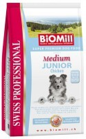 Biomill Swiss Professional Medium Junior