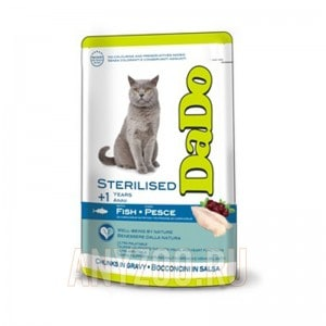 DaDo Sterilized Cat Fish