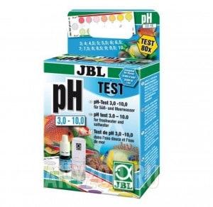 фото JBL pH Test-Set 3,0-10,0 Комплект для быстрого контроля значения рН в пресной и морской воде