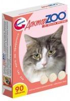 фото Доктор ЗОО Витамины для кошек со вкусом ветчины