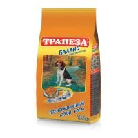 Трапеза Баланс сухой корм для собак старше 6 лет