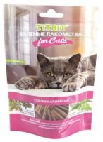 фото Титбит 005149 Вяленые лакомства Соломка ароматная для кошек