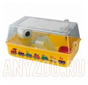 фото Ferplast Mini duna hamster dekor клетка для хомяков