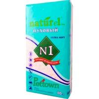 №1 Naturel Ultra Soft Наполнитель Пуховый для грызунов, хорьков, шиншилл, птиц