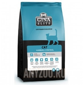 Gina Elite Cat Hairball Control