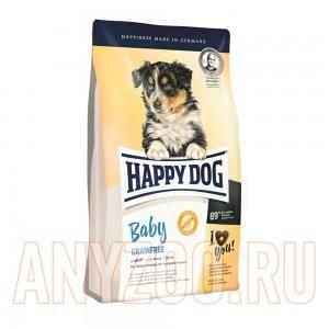 Купить Happy Dog Baby Original  Хэппи Дог Сухой корм для щенков всех пород от 1 до 6 месяцев