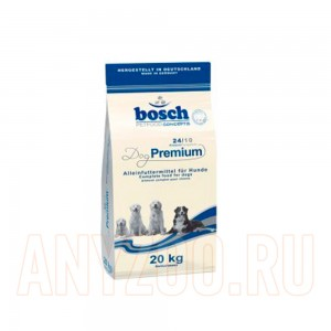 Купить Bosch Dog Premium Бош Дог Премиум сухой корм для собак