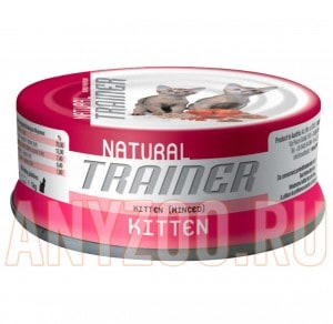 Trainer Natural Kitten Fresh Chicken