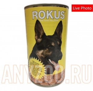 Rokus Meat chunks with chicken
