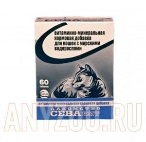 фото Ceva Bитаминно-минеральная кормовая добавка для кошек с морскими водорослями