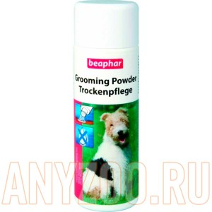 фото Beaphar Grooming Powder Беафар Пудра для  грумминга для собак