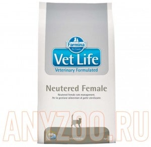 Farmina Vet Life Neutered Female