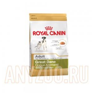 Купить Royal Canin Great Dane 23-Корм для собак породы Немецкий дог старше 24 месяцев