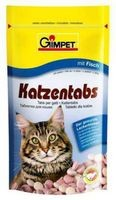 фото Gimpet  Katzentabs- Джимпет Витамины для кошек с Рыбой