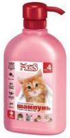 Ms.Kiss - Мисис Кисс шампунь-кондиционер Пушистый хвостик для котят 200мл