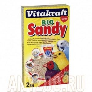 Витакрафт песок витамизированный для птиц