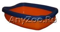фото Forzaplast Лучано Туалет для кошек 42х31х11см
