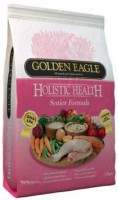 фото Golden Eagle Holistic Senior Formula 26/11 Голден Игл Холистик Сеньор сухой корм для пожилых собак