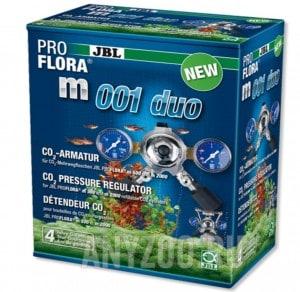фото JBL ProFlora m001 duo 2 CO2-редуктор для подключения CO2-системы к двум аквариумам