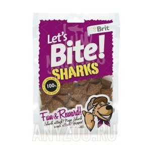 Brit Let`s Bite Sharks