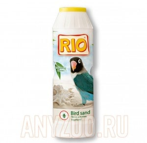 фото Rio Рио Гигиенический песок для птиц